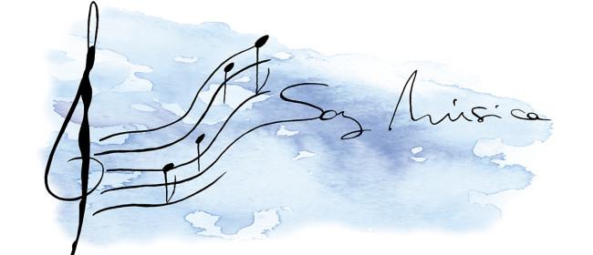 """LOGO PARA """"Soy Música"""""""